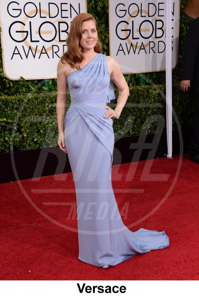 Amy Adams - Beverly Hills - 11-01-2015 - Golden Globe 2015: gli stilisti sul red carpet