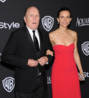Luciana Pedraza, Robert Duvall - Beverly Hills - 11-01-2015 - Golden Globes 2015: il party di InStyle