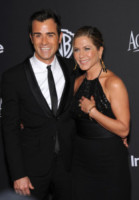 Justin Theroux, Jennifer Aniston - Beverly Hills - 11-01-2015 - Golden Globes 2015: il party di InStyle