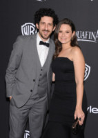 Katie Lowes, Adam Shapiro - Beverly Hills - 11-01-2015 - Golden Globes 2015: il party di InStyle
