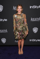 Brittany Snow - Beverly Hills - 11-01-2015 - Golden Globes 2015: il party di InStyle