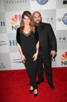 Ian Gomez, Nia Vardalos - Los Angeles - 12-01-2015 - Golden Globes 2015: il party della NBC