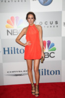 Louise Roe - Los Angeles - 12-01-2015 - Golden Globes 2015: il party della NBC