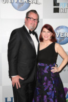 Chris Haston, Kate Flannery - Los Angeles - 12-01-2015 - Golden Globes 2015: il party della NBC