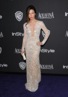 Rhona Mitra - Beverly Hills - 11-01-2015 - Golden Globes 2015: il party di InStyle