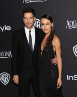 Maggie Q, Dylan McDermott - Beverly Hills - 11-01-2015 - Golden Globes 2015: il party di InStyle