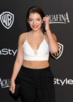 Lorde - Beverly Hills - 11-01-2015 - Golden Globes 2015: il party di InStyle