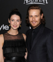Sam Heughan - Beverly Hills - 11-01-2015 - Golden Globes 2015: il party di InStyle