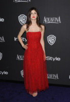 Alexandra Daddario - Beverly Hills - 11-01-2015 - Golden Globes 2015: il party di InStyle