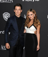 Miles Teller - Beverly Hills - 11-01-2015 - Golden Globes 2015: il party di InStyle