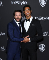 Alfred Enoch, Charlie Weber - Beverly Hills - 11-01-2015 - Golden Globes 2015: il party di InStyle