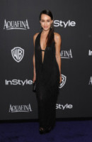 Maggie Q - Beverly Hills - 11-01-2015 - Golden Globes 2015: il party di InStyle