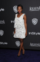 Aja Naomi King - Beverly Hills - 11-01-2015 - Golden Globes 2015: il party di InStyle