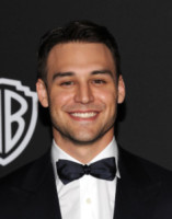 Ryan Guzman - Beverly Hills - 11-01-2015 - Golden Globes 2015: il party di InStyle