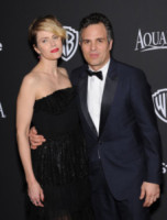 Sunrise Coigney, Mark Ruffalo - Beverly Hills - 11-01-2015 - Golden Globes 2015: il party di InStyle