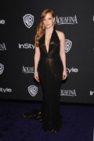Jessica Chastain - Beverly Hills - 11-01-2015 - Golden Globes 2015: il party di InStyle