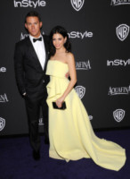Jenna Dewan, Channing Tatum - Beverly Hills - 11-01-2015 - Golden Globes 2015: il party di InStyle