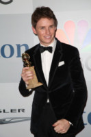 Eddie Redmayne - Los Angeles - 12-01-2015 - Golden Globes 2015: il party della NBC