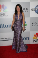 Lisa Edelstein - Los Angeles - 12-01-2015 - Golden Globes 2015: il party della NBC