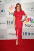 Sarah Rafferty - Los Angeles - 12-01-2015 - Golden Globes 2015: il party della NBC