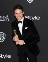 Eddie Redmayne - Beverly Hills - 11-01-2015 - Golden Globes 2015: il party di InStyle