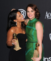 Gina Rodriguez, Ruth Wilson - Beverly Hills - 11-01-2015 - Golden Globes 2015: il party di InStyle