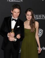 Hannah Bagshawe, Eddie Redmayne - Beverly Hills - 11-01-2015 - Golden Globes 2015: il party di InStyle