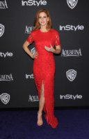 Sarah Rafferty - Beverly Hills - 11-01-2015 - Golden Globes 2015: il party di InStyle