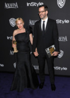 Patricia Arquette - Beverly Hills - 11-01-2015 - Golden Globes 2015: il party di InStyle