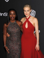 Uzo Aduba, Taylor Schilling - Beverly Hills - 11-01-2015 - Golden Globes 2015: il party di InStyle
