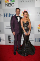 Julie Solomon, Johnathon Schaech - Los Angeles - 12-01-2015 - Golden Globes 2015: il party della NBC