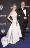 Kayte Walsh, Kelsey Grammer - Beverly Hills - 12-01-2015 - Golden Globes 2015: il party di InStyle