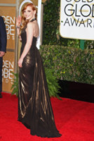 Jessica Chastain - Los Angeles - 11-01-2015 - Golden Globes 2015: Vade retro abito!