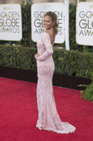 Chrissy Teigen - Beverly Hills - 11-01-2015 - Golden Globes 2015: Vade retro abito!