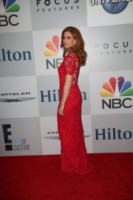 Sarah Rafferty - Los Angeles - 12-01-2015 - Golden Globes 2015: Vade retro abito!