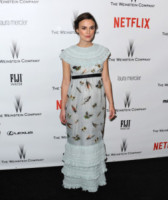 Keira Knightley - Beverly Hills - 11-01-2015 - Golden Globes 2015: il party di Netflix