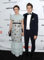 James Righton, Keira Knightley - Beverly Hills - 11-01-2015 - Golden Globes 2015: il party di Netflix