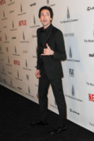 Adrien Brody - Beverly Hills - 11-01-2015 - Golden Globes 2015: il party di Netflix