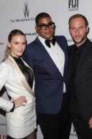 Brendan Fitzpatrick, Morgan Stewart, Ej Johnson - Beverly Hills - 11-01-2015 - Golden Globes 2015: il party di Netflix
