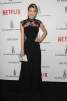 AnnaLynne McCord - Beverly Hills - 11-01-2015 - Pizzo nero, un classico sul tappeto rosso