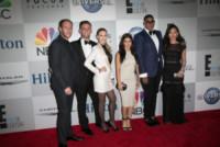 Roxy Sowlaty, Jonny Drubel, Brendan Fitzpatrick, Morgan Stewart, Dorothy Wang, Ej Johnson - Los Angeles - 12-01-2015 - Golden Globes 2015: il party della NBC