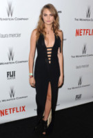 Cara Delevingne - Beverly Hills - 11-01-2015 - Golden Globes 2015: il party di Netflix