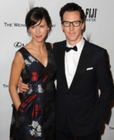 Sophie Hunter, Benedict Cumberbatch - Beverly Hills - 11-01-2015 - Golden Globes 2015: il party di Netflix