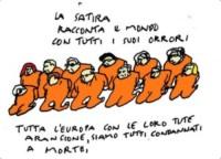 Vincino - Roma - Addio a Vincino, lo storico vignettista è morto a 72 anni