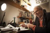 Vincino - Roma - 10-01-2015 - Addio a Vincino, lo storico vignettista e' morto a 72 anni