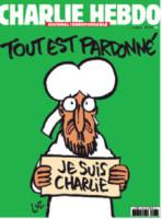 Charlie Hebdo - Parigi - 12-01-2015 - Charlie Hebdo: polemiche per la vignetta sul terremoto