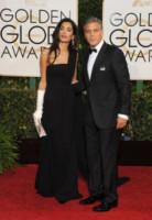 Amal Alamuddin, George Clooney - Beverly Hills - 11-01-2015 - George Clooney: