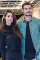 Francesco Monte, Cecilia Rodriguez - Firenze - 13-01-2015 - Isola, la promessa di Francesco Monte: