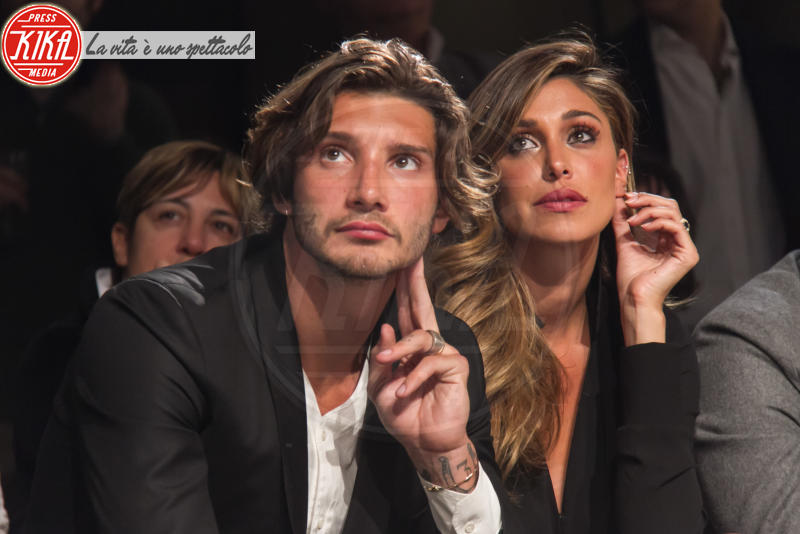 Stefano De Martino, Belen Rodriguez - Firenze - 14-01-2015 - Rodriguez-De Martino: ecco i termini del divorzio
