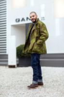 Antonio Gaetano - Firenze - 14-01-2015 - Pitti 87: i dandy italiani si mettono in mostra